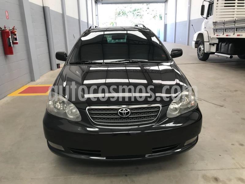Toyota Corolla 1.8 XEi Aut usado (2006) color Negro precio $330.000