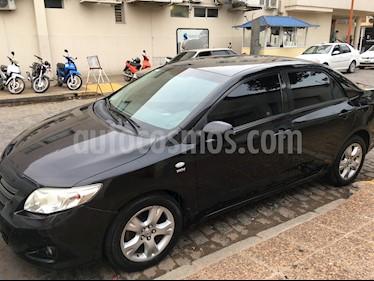 Toyota Corolla 1.8 XEi Pack usado (2009) color Negro precio $330.000