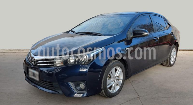 Toyota Corolla 1.8 XEi usado (2014) color Azul precio $920.000