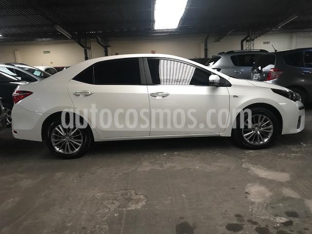 Toyota Corolla 1.8 XEi Pack CVT usado (2019) color Blanco Perla precio $2.250.000