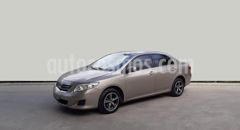 Toyota Corolla 1.8 XLi usado (2011) color Beige precio $850.000