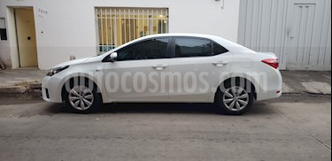 Toyota Corolla 1.8 XLi CVT usado (2015) color Blanco precio $780.000