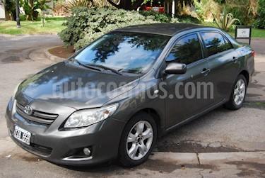 Toyota Corolla 1.8 XEi usado (2009) color Gris precio $2.700.000