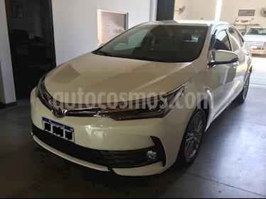 Toyota Corolla - usado (2018) color Blanco precio $980.000