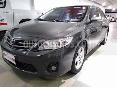 Toyota Corolla 1.8 XEi Pack Aut usado (2012) color Gris Oscuro precio $111.111