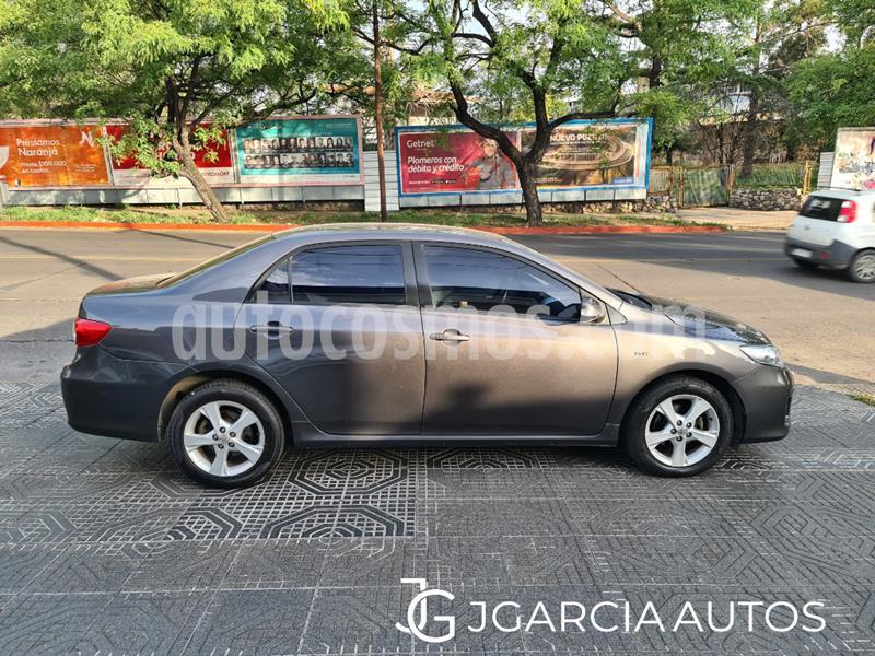 Toyota Corolla 1.8 XEi Pack Aut usado (2013) color Gris Oscuro precio $1.080.000