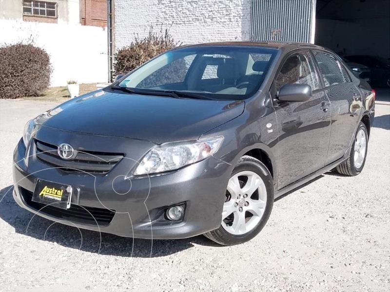 Foto Toyota Corolla 1.8 XEi Pack Aut usado (2011) color Gris Oscuro precio $830.000