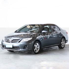 Toyota Corolla 1.8 XEi Pack usado (2013) color Gris precio $577.000