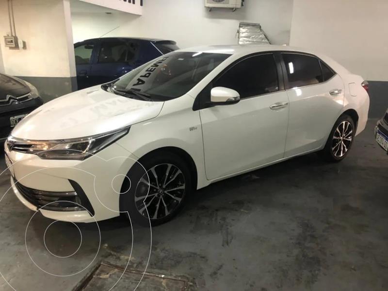 Foto Toyota Corolla 1.8 SE-G CVT usado (2018) color Blanco precio $2.390.000