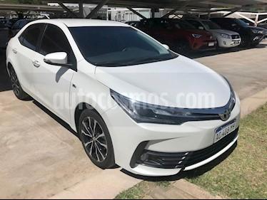 Toyota Corolla 1.8 SE-G CVT usado (2018) color Blanco precio $1.495.000