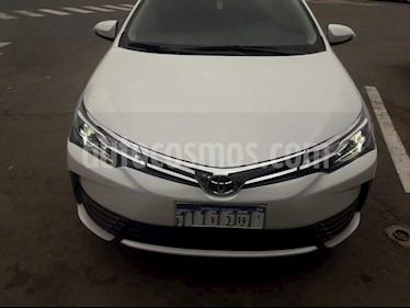 Toyota Corolla 1.8 SE-G CVT usado (2017) color Blanco Perla precio u$s13.000