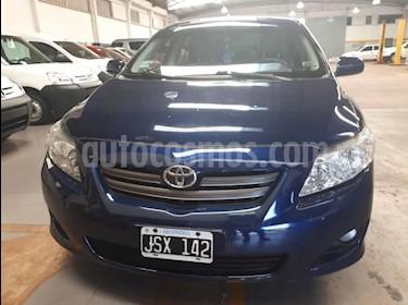 Toyota Corolla - usado (2011) color Azul precio $450.000