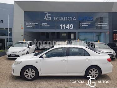 Toyota Corolla 1.8 XLi usado (2011) color Blanco precio $430.000