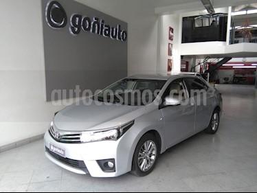 Toyota Corolla - usado (2016) color Gris precio $920.000