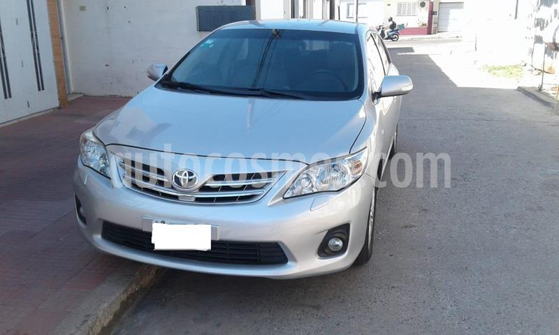 Toyota Corolla 1.8 SE-G usado (2012) color Plata precio $920.000
