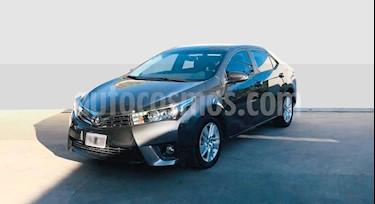 Toyota Corolla 1.8 XEi Pack CVT usado (2015) color Gris Oscuro precio $830.000