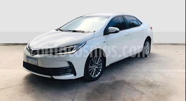 Toyota Corolla 1.8 XEi usado (2017) color Blanco precio $1.050.000