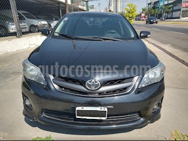 Toyota Corolla XRS usado (2013) color Negro precio $565.000