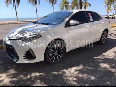 Toyota Corolla araya usado (2017) color Blanco precio BoF22.000