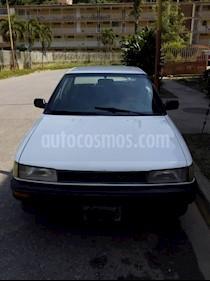 Foto venta carro usado Toyota Corolla araya (1992) color Blanco precio BoF1.750
