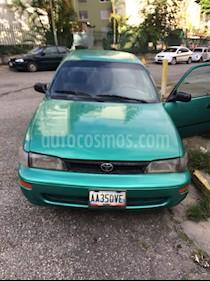 Toyota Corolla AVILA  1.6 usado (1997) color Verde precio BoF1.200
