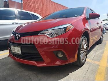 Foto Toyota Corolla Base Aut usado (2020) color Rojo precio $340,000