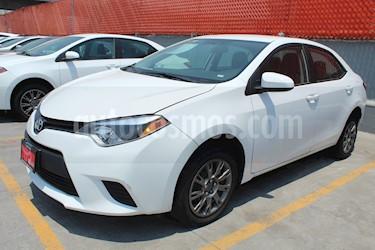 Foto venta Auto usado Toyota Corolla Base Aut (2016) color Blanco precio $235,000