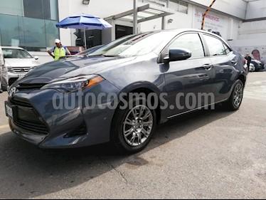 Foto venta Auto usado Toyota Corolla Base Aut (2017) color Gris precio $234,000