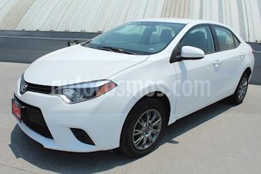 foto Toyota Corolla Base Aut usado (2016) color Blanco precio $225,000