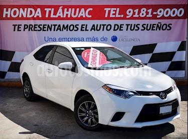 Foto Toyota Corolla Base Aut usado (2016) color Blanco precio $220,000