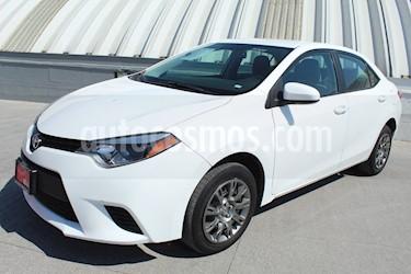 Foto venta Auto usado Toyota Corolla Base Aut (2016) color Blanco precio $229,000
