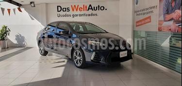 Toyota Corolla Base Aut usado (2017) color Azul precio $269,000