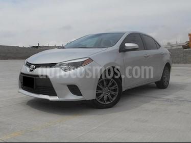 Foto venta Auto usado Toyota Corolla Base Aut (2015) color Plata precio $203,000