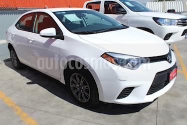 foto Toyota Corolla Base Aut usado (2016) color Blanco precio $219,000