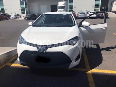 Foto Toyota Corolla Base usado (2018) color Blanco precio $215,000