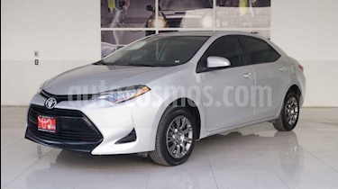 Foto venta Auto usado Toyota Corolla Base (2018) color Gris precio $260,000