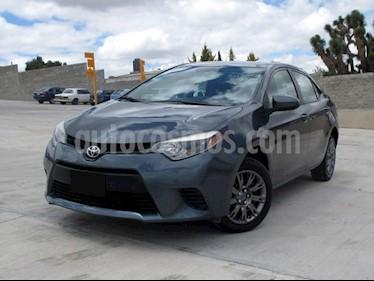 Foto venta Auto usado Toyota Corolla Base (2015) color Gris Metalico precio $175,000