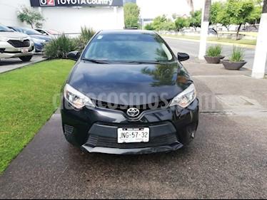 Foto venta Auto usado Toyota Corolla Base (2016) color Negro precio $210,000