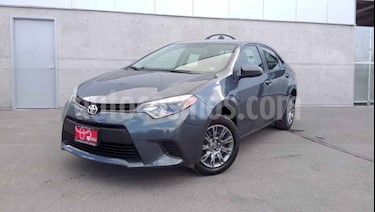 Foto venta Auto usado Toyota Corolla Base (2016) color Gris precio $185,000