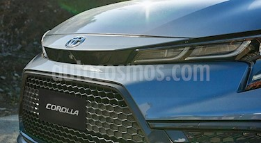 Toyota Corolla Base nuevo color Blanco precio $318,200
