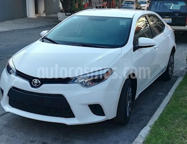 Toyota Corolla Base usado (2016) color Blanco precio $189,000