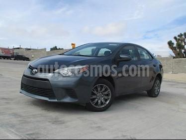 Foto venta Auto usado Toyota Corolla Base (2015) color Gris Metalico precio $180,000