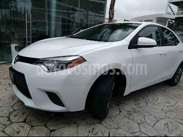 Foto venta Auto usado Toyota Corolla Base (2014) color Blanco precio $185,000