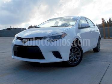 Foto venta Auto Seminuevo Toyota Corolla Base (2015) color Blanco precio $190,000