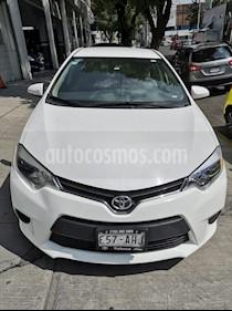 Foto Toyota Corolla Base usado (2016) color Blanco precio $190,000