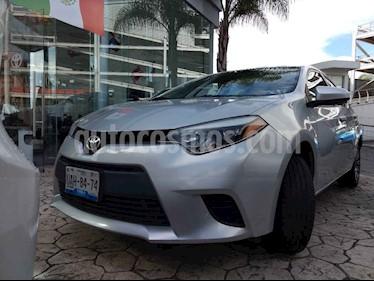 Foto venta Auto usado Toyota Corolla Base (2015) color Plata precio $205,000