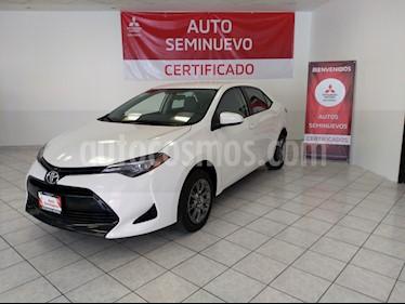 Foto venta Auto usado Toyota Corolla Base (2017) color Blanco precio $219,000