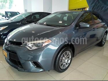 Foto venta Auto Seminuevo Toyota Corolla Base (2016) color Gris precio $199,000