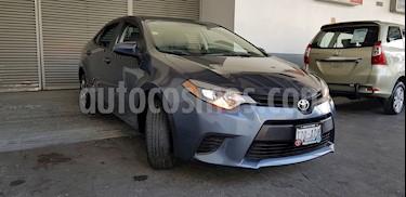 Foto venta Auto usado Toyota Corolla Base (2015) color Gris precio $180,000