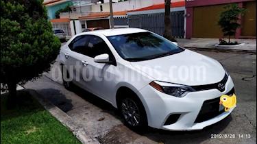 Foto Toyota Corolla Base usado (2016) color Blanco precio $183,000